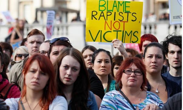 BRITAIN-WOMEN-PROTEST-SLUTWALK